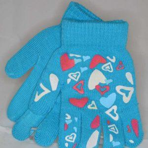 Gloves Turq Grips